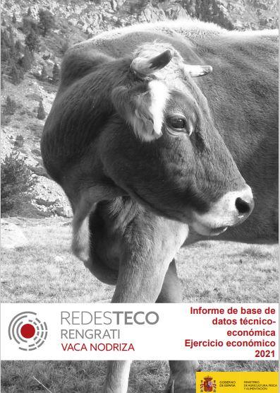 Cubierta de RENGRATI : Informe de Resultados Económicos : Vaca Nodriza