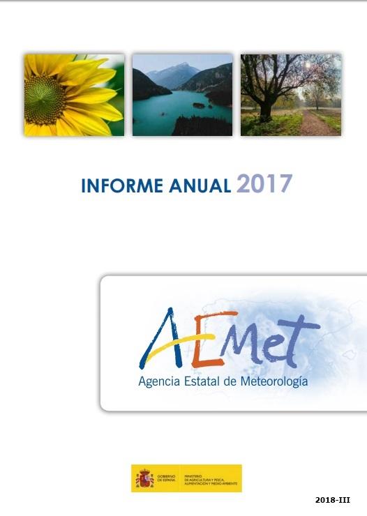 Cubierta de Informe anual
