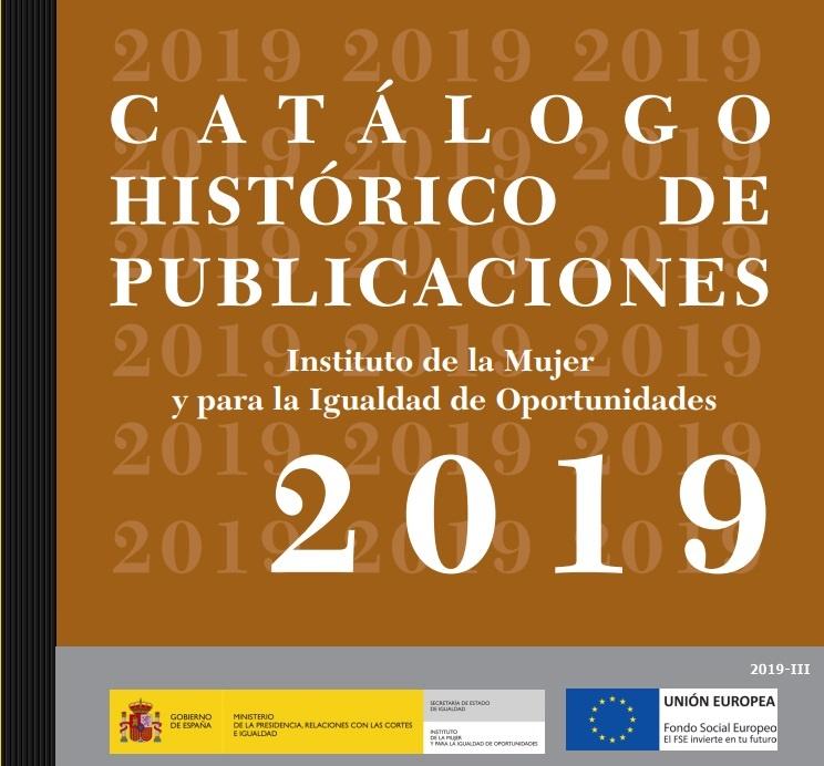 Cubierta de Catálogo Histórico de Publicaciones