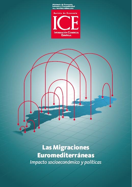 Cubierta de Información Comercial Española : Revista de Economía