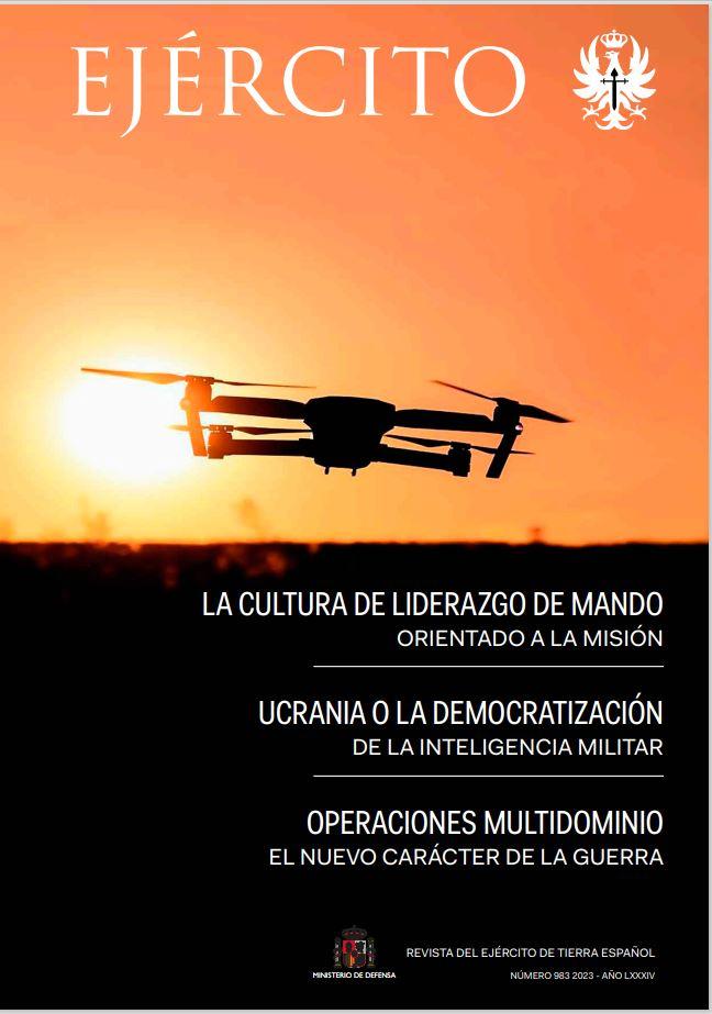 Cubierta de Ejército de Tierra Español