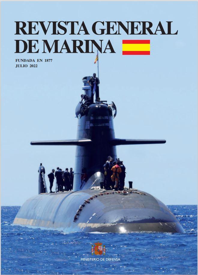 Cubierta de Revista General de Marina