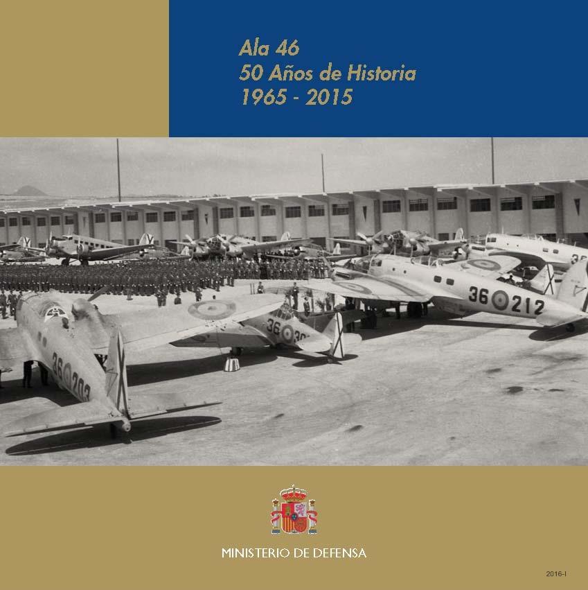 Cubierta de Ala 46: 50 años de história gráfica : 1965-2015