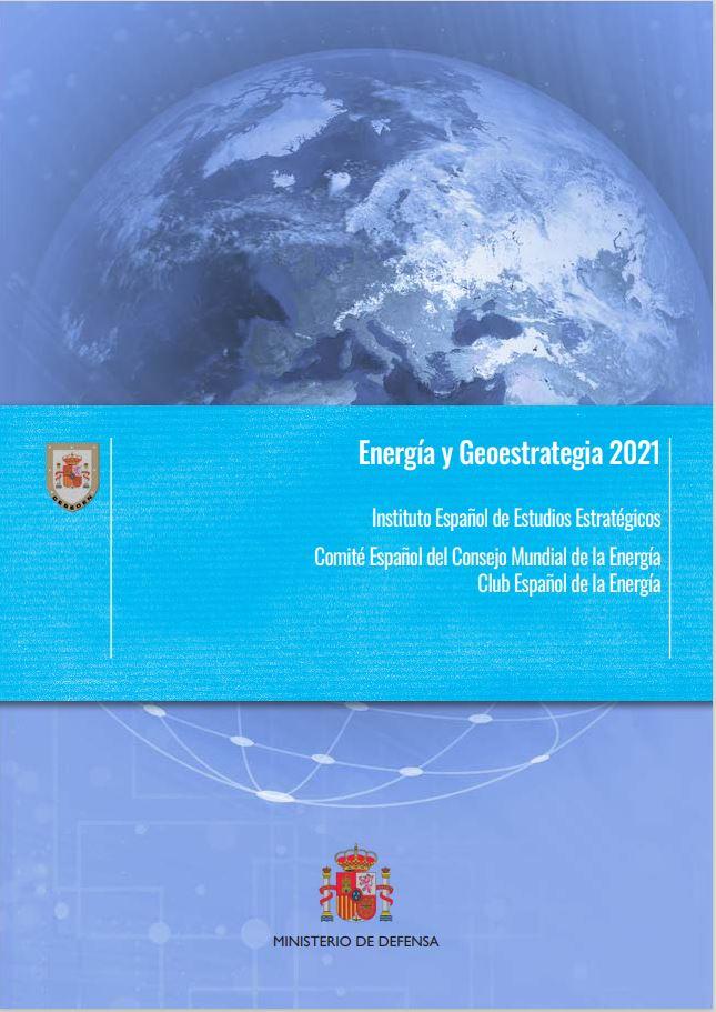 Cubierta de Energía y Geoestrategia