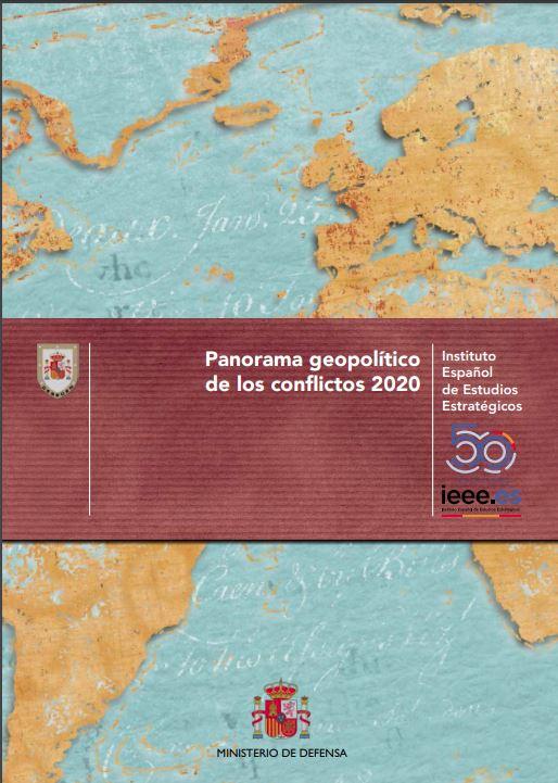 Cubierta de Panorama Geopolítico de los Conflictos
