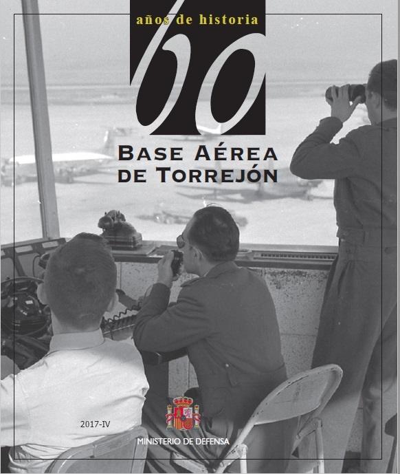 Cubierta de 60 años de historia base aérea de Torrejón