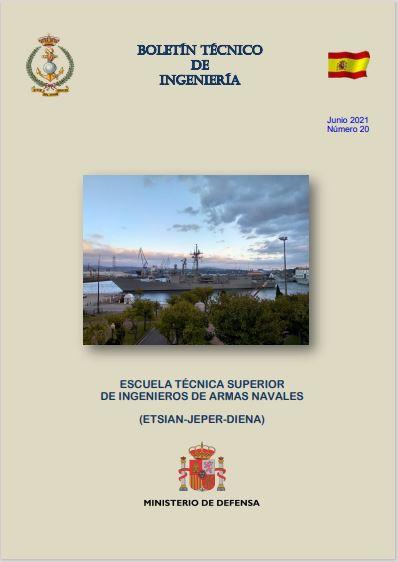 Cubierta de Boletín Técnico de Ingeniería