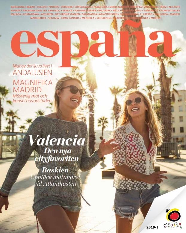 Cubierta de España