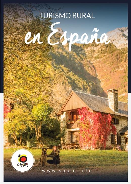 Cubierta de Turismo rural en España (Información turística)
