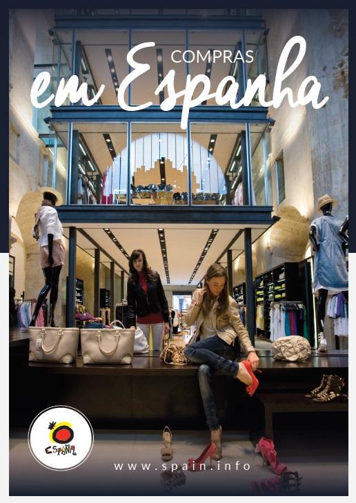 Cubierta de Compras em Espanha (Información turística)