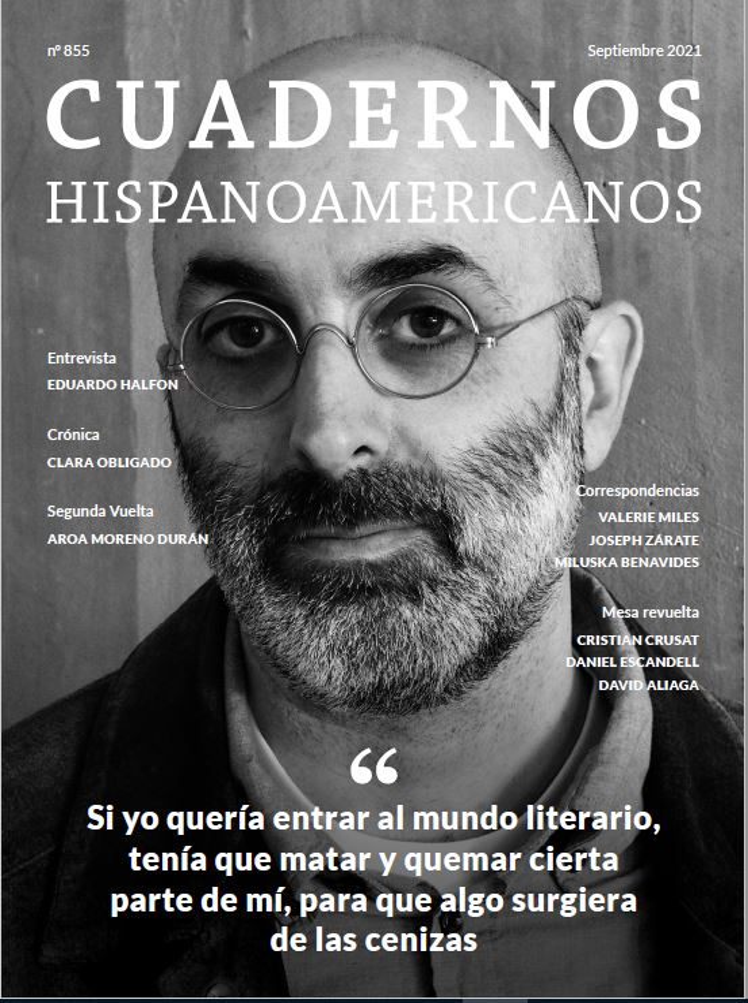 Cubierta de Cuadernos Hispanoamericanos