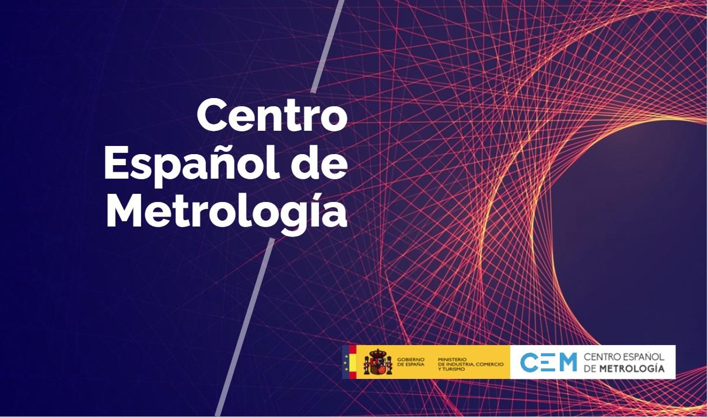 Cubierta de Centro Español de Metrología