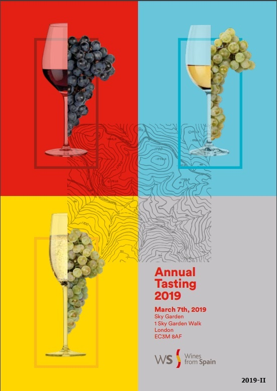 Cubierta de Annual tasting 2019: wines from Spain