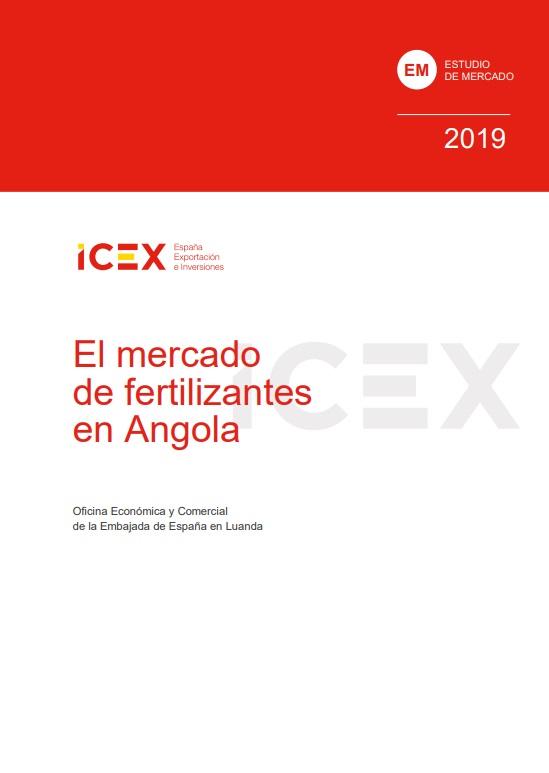 Cubierta de El mercado de fertilizantes en Angola 2019 (Estudios de mercado)