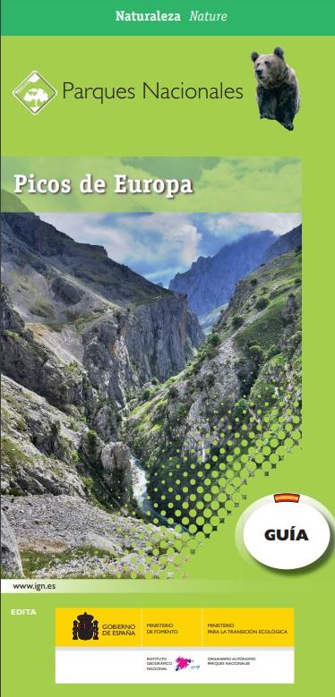 Cubierta de Picos de Europa (Parques nacionales)