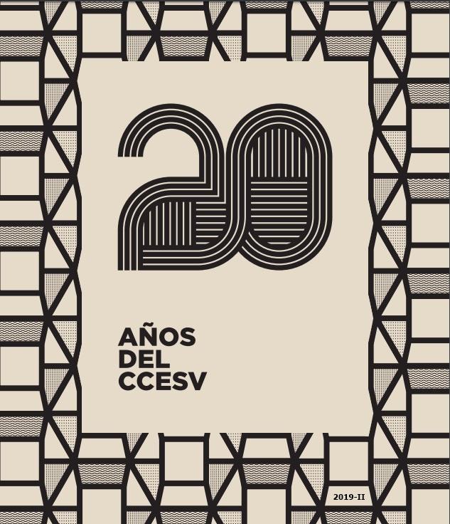 Cubierta de 20 años del CCESV
