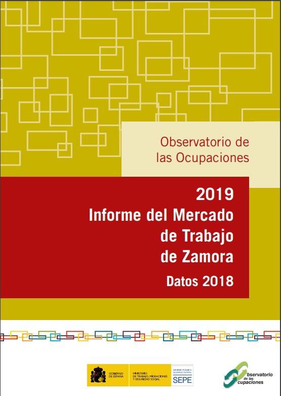 Cubierta de Informe del Mercado de Trabajo Provincial